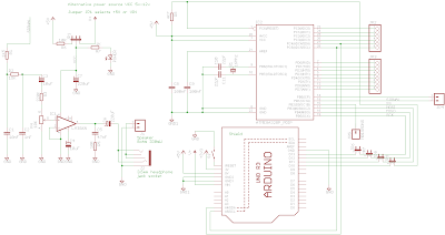 Magic Mouth v0.1 Schematic