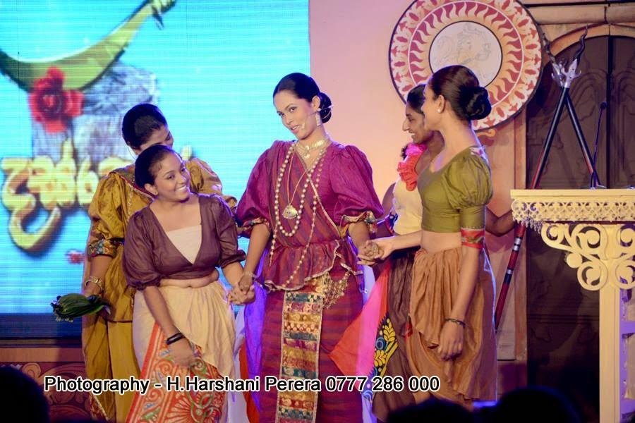 Ranmini Shakya Lorensuhewa navel