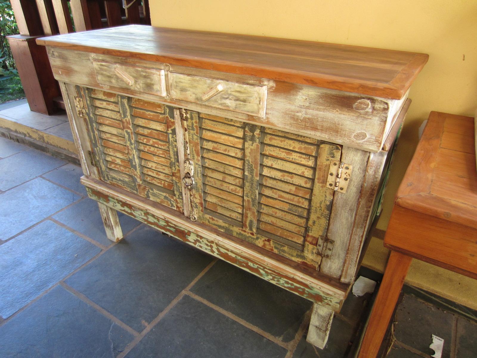 Empório dos Móveis Rústicos: Armário em madeira de demolição #A57B26 1600x1200