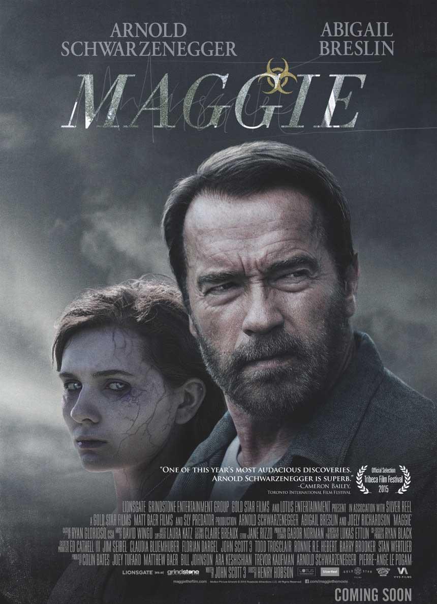 Maggie: A Transformação Torrent - Blu-ray Rip 720p e 1080p Dublado (2016)