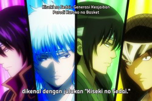 Gintama° Episode 06 Subtitle Indonesia