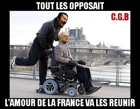 Intouchables, Dieudonné, Dominique Venner