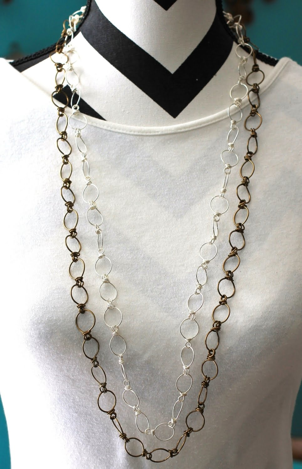 Handmade Bubble Chain[NECK]