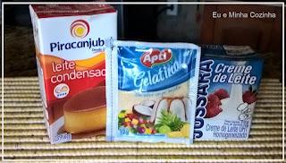 Pudim de geladeira, Pudim, Receitas com Gelatina Incolor, Praticidade,