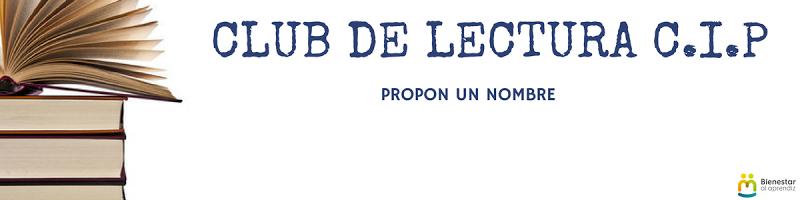 CLUB DE LECTURA C.I.P