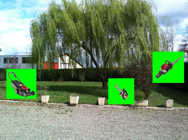 Adm h rault tel 06 75 54 07 95 espaces vert for Espace vert 95