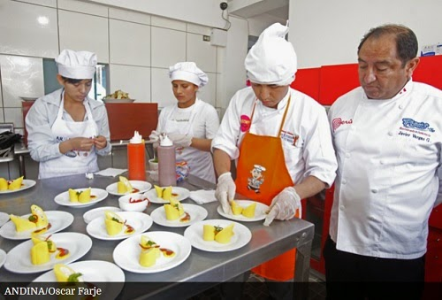 Postulantes a beca 18 pueden elegir carreras de gastronom a - Carrera de cocina ...