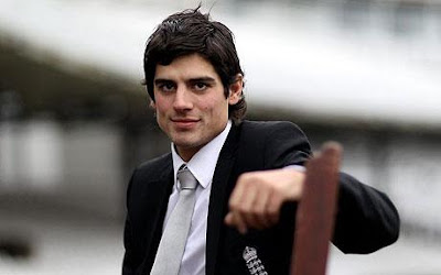 Alastair Cook Wiki & Photos