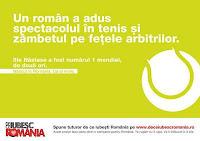 Why I Love Romania?  De Ce Iubesc Romania? Ilie Nastase poster romana