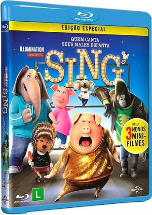 Filme Poster Sing: Quem Canta Seus Males Espanta