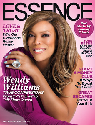 Wendy Williams' Essence Magazine (May 2011) Double Cover
