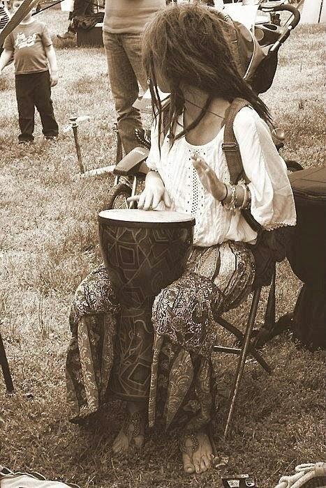 Hippie Bohemian Woodstock