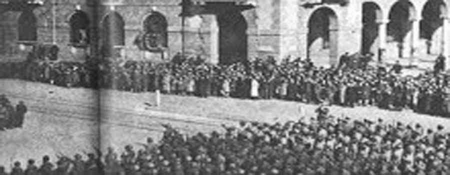 CRONOLOGIA DELLA R.S.I. NELLA BERGAMASCA