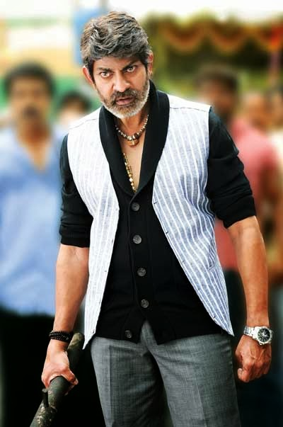 Jagapathi Babu First Look in Legend Movie