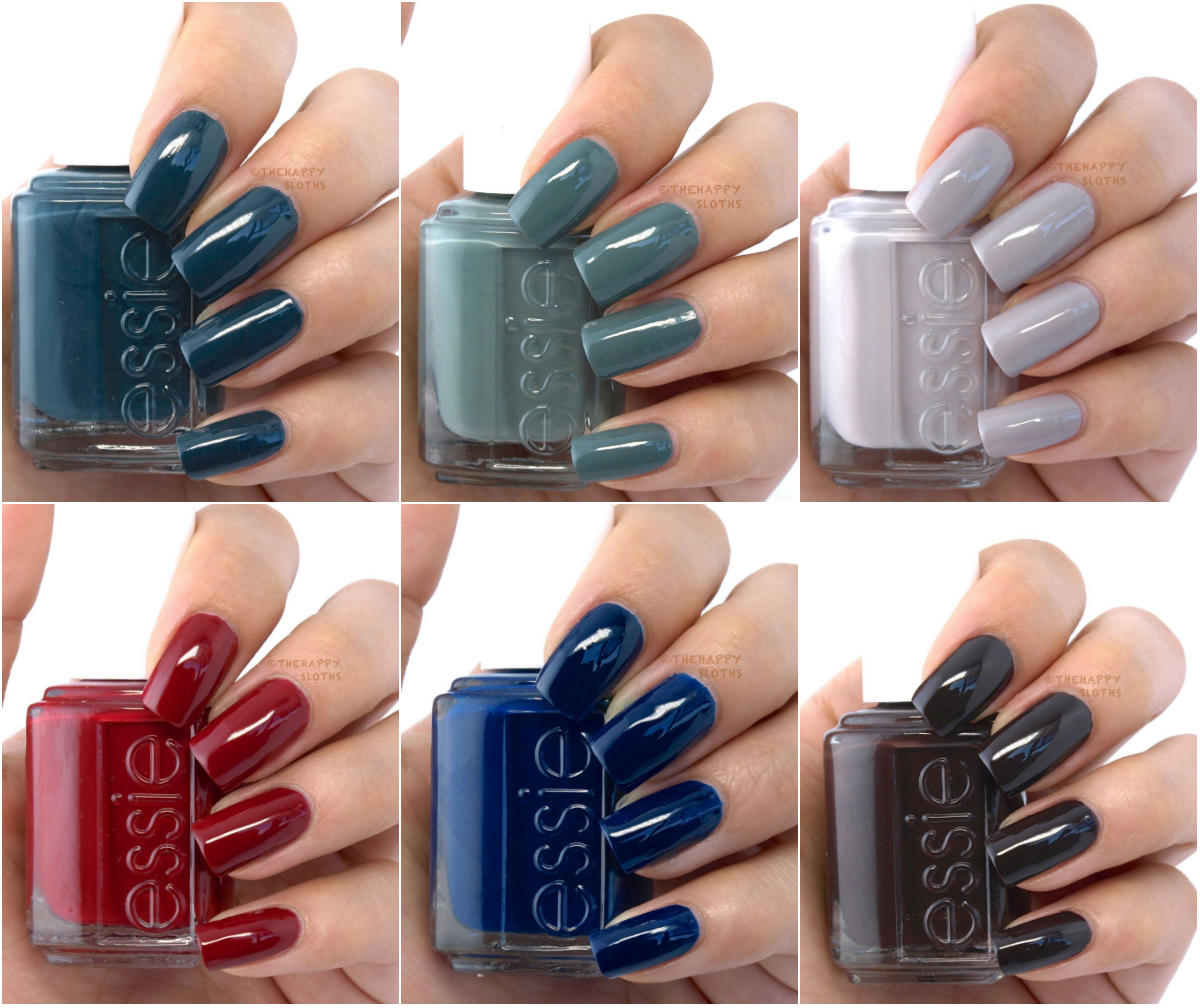 Essie Fall 2014 Dress To Kilt Collection: Review and Swatches | The ...