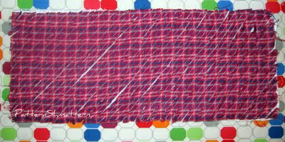 burp cloth pattern - Cloud9 Fabrics