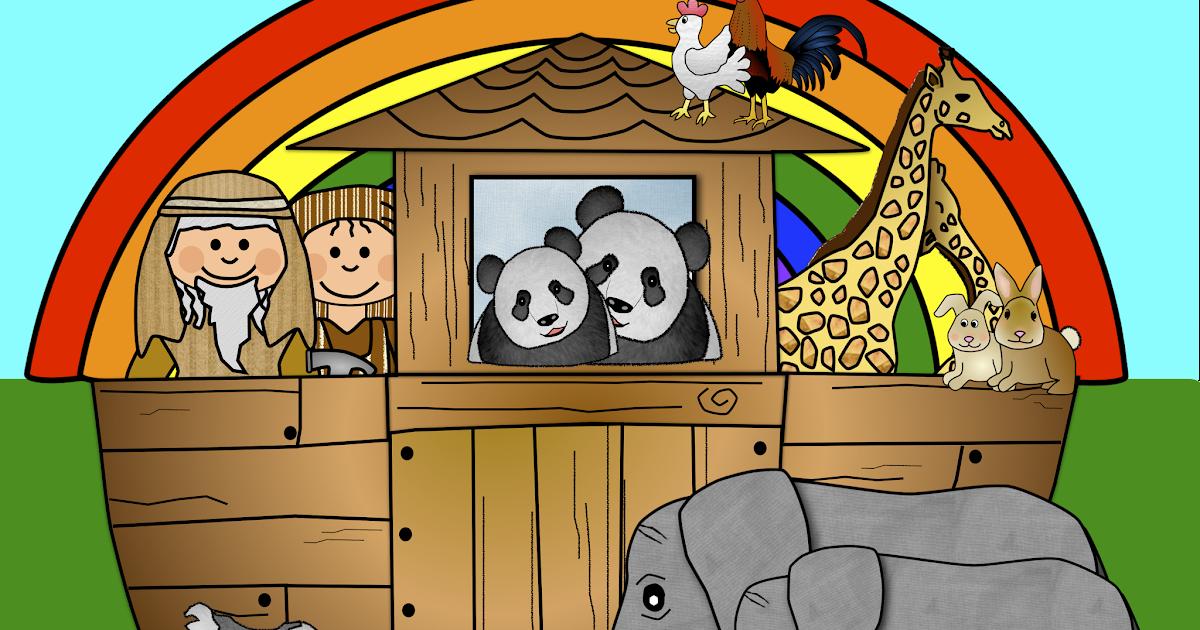 Faith Filled Freebies Free Noahs Ark Clip Art And Lesson Links