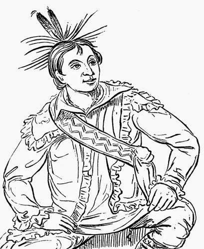 Choctaw Indians Art