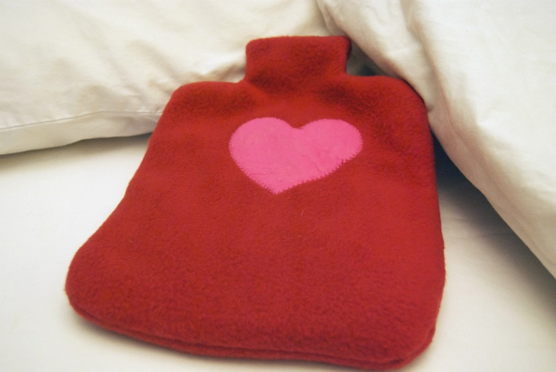 unschool plus the waterless hot water bottle heated rice bag. Black Bedroom Furniture Sets. Home Design Ideas