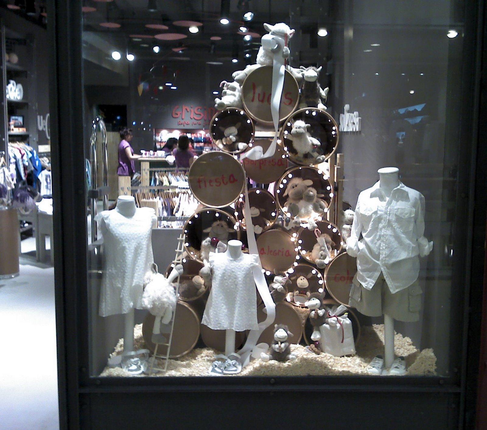 Vidrieras de navidad en buenos aires lace and roll - Deco fotos ...