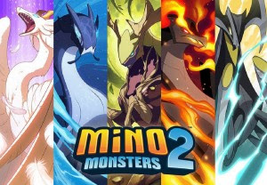Mino Monsters 2 Evolution v4.0.72 MOD APK