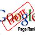 Google PageRank Update Lagi Hari Ini 2 Agustus 2012