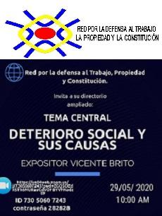 DIRECTORIO AMPLIADO  ID 730 560 7243 CLAVE  282828