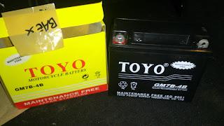 Harga Aki Motor Yamaha Jupiter