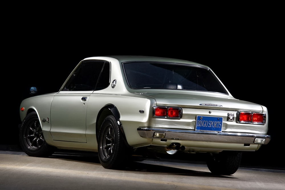 1970 Nissan Skyline GT-R S45 | Auto Restorationice