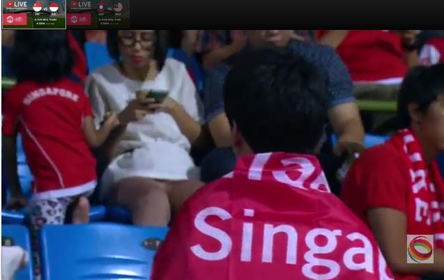 INDONESIA VS SINGAPORE