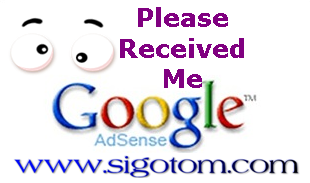 Google adsense tolong terima akun saya