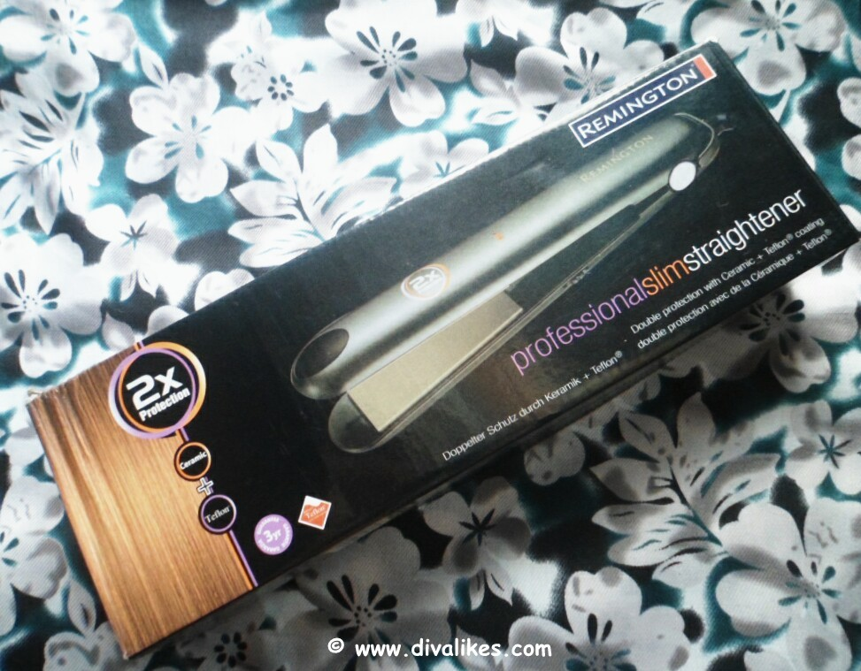 Remington Professional Slim Hair Straightener Review
