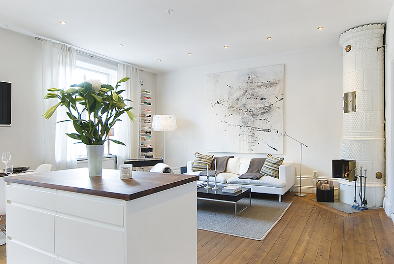 Decorando y renovando decorando con chimeneas - Chimeneas decoradas ...