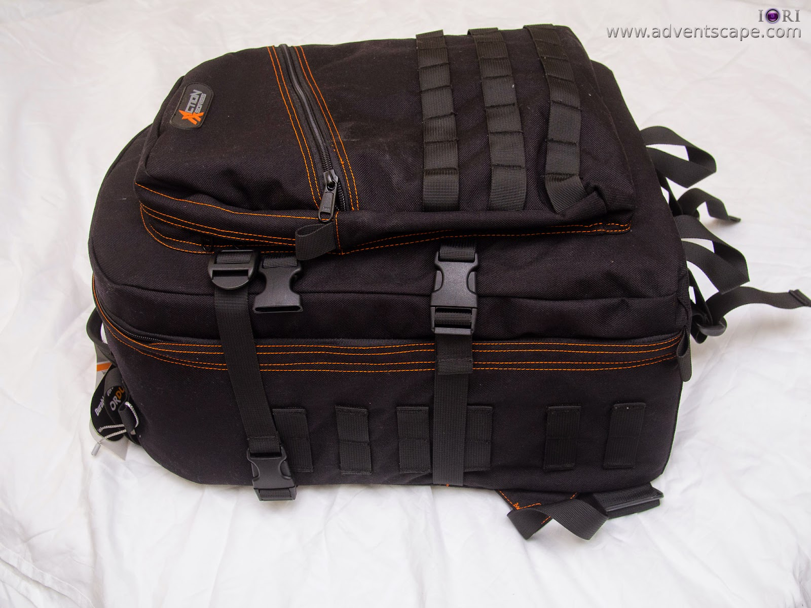 Philip Avellana, iori, adventscape, australia landscape photographer, backpack, bag, DJI, drone, Phantom, zenmuse, h3 3d, quadcopter, multi rotor, action xsories, compartment, foaming Inside Compartment of Action Xsories