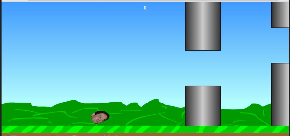 Script/Source Game Flappy Farhat Abbas