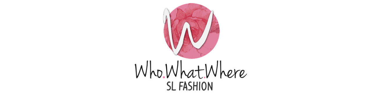 WhoWhatWhereSLFashion