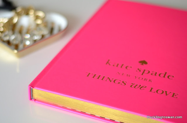 Kate Spade Coffee Table Book Things We Love