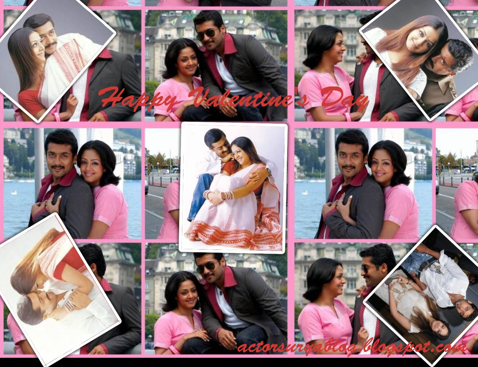Happy valentines day actor surya blog happy valentines day to all surya fans thecheapjerseys Gallery