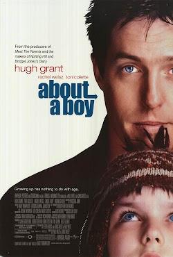 Trở Về Tuổi Thơ - About A Boy (2002) Poster