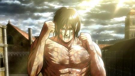 Titan (Shingeki no kyojin) - Karakter sejuta umat yang sering dipakai untuk foto profil