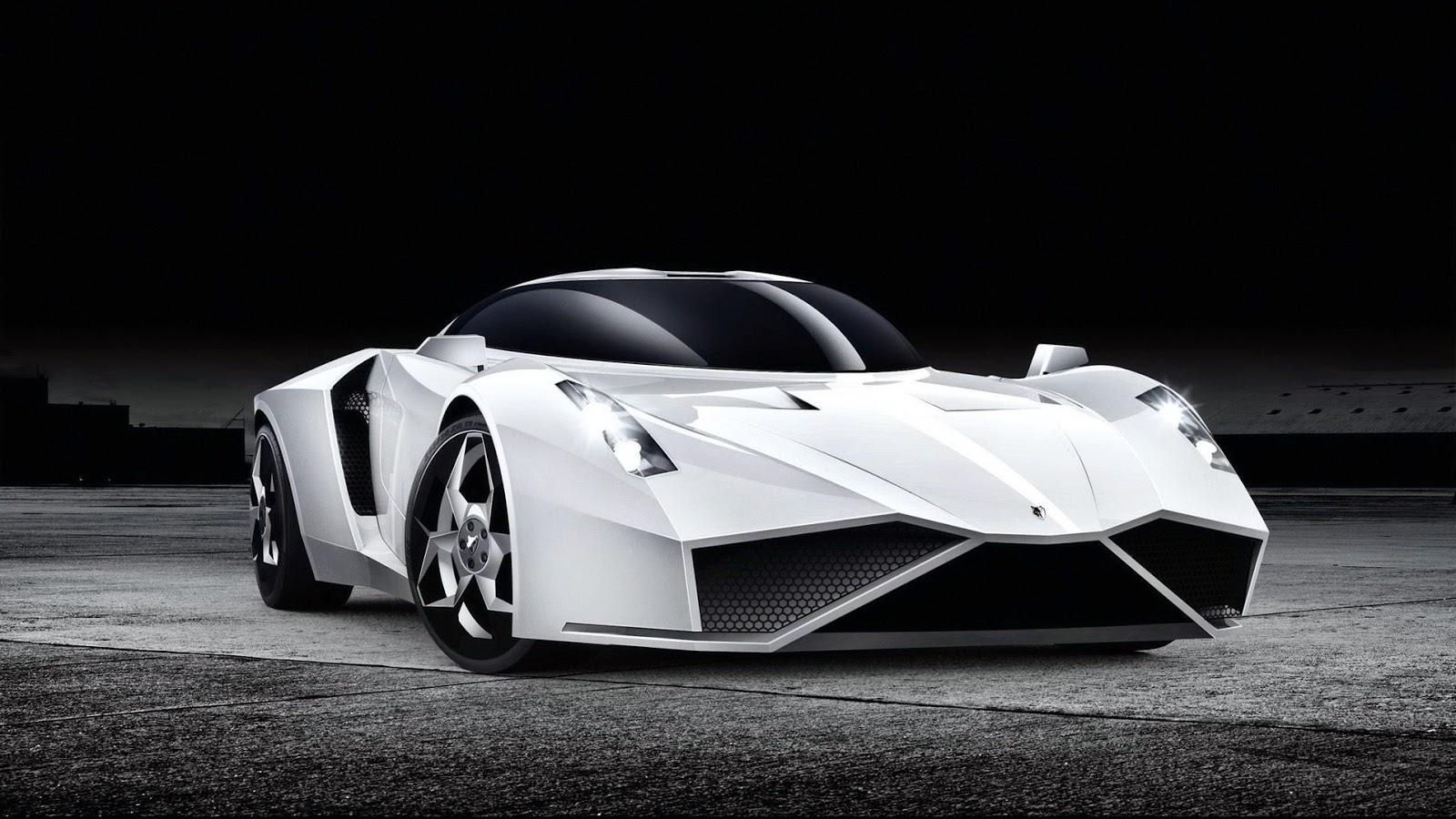 ferrari enzo white wallpaper car free download - Ferrari Enzo 2013 White