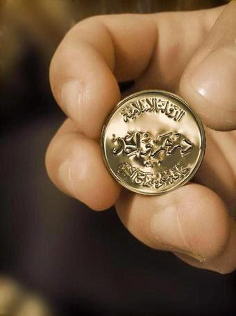 Państwo Islamskie – jedyny kraj na świecie, gdzie zapłacisz złotymi monetami
