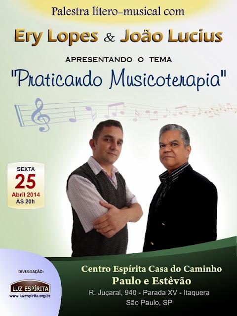 Praticando Musicoterapia