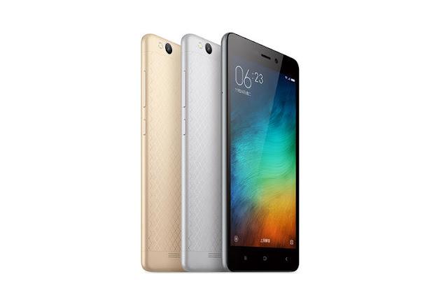Xiaomi Redmi 3: Spesifikasi dan Harga Gendeng, Susah Didapat Pula