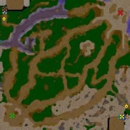 Warcraft DotA Allstars, THoT 1.76 beta, AI Version Maps Download, DotA ...