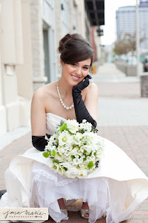Kansas City Wedding Flowers Audrey Hepburn Jana Marie Photography