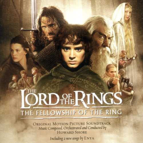 The Fellowship Of The Ring Soundtrack  Many Meetings