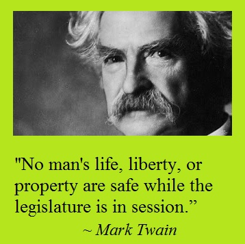 as said by mark twain '' Mark twain quotes find famous mark twain quotes compiled by phds and masters from stanford, harvard, berkeley.