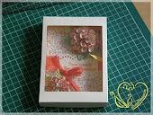 Pudełko na kartkę :)