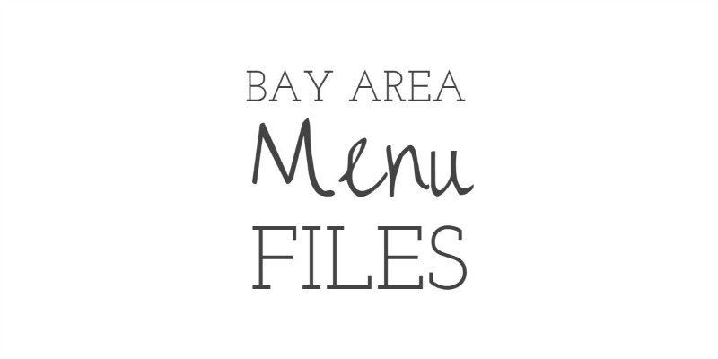 Bay Area Menu Files